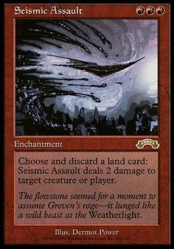 画像1: 【日本語版】突撃の地鳴り/Seismic Assault