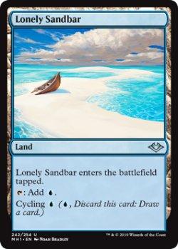 画像1: 『ENG』孤立した砂州/Lonely Sandbar